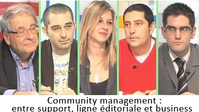 Community management : entre support, ligne éditoriale et business development