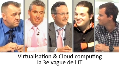 Virtualisation & Cloud computing la 3e vague de l'IT