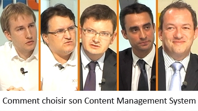 Comment choisir son Content Management System [CMS]