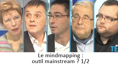 Le mindmapping : outil mainstream ? 1/2