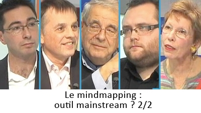 Le mindmapping : outil mainstream ? 2/2