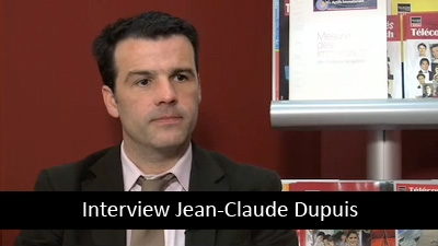 Interview Jean-Claude Dupuis