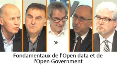 Fondamentaux de l'Open data et de l'Open Government