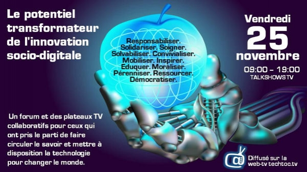 Le potentiel transformateur de l'innovation socio-digitale