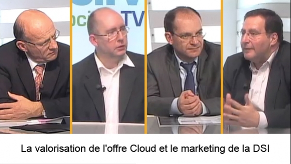 14. La valorisation de l'offre Cloud et le marketing de la DSI...